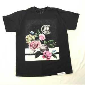 Last Kings black graph tee sz. M